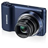 Samsung WB800F 16.3MP CMOS Smart WiFi Digital Camera with 21x Optical Zoom, 3.0'...