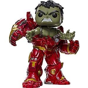Funko Pop Hulk saliendo de Hulkbuster (Los Vengadores: Infinity War 306) Funko Pop Los Vengadores