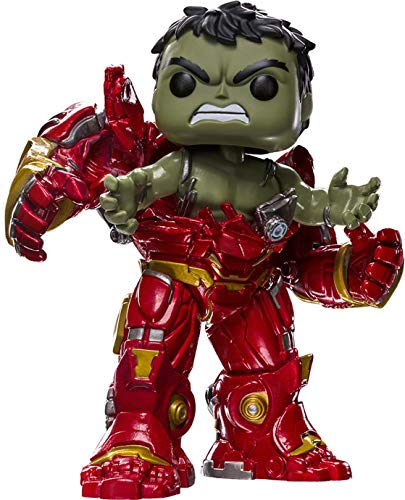 Funko Pop! Marvel Avengers Infinity War Hulk #306 Busting out of Hulkbuster Exclusive