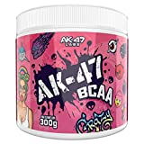 AK 47 Labs BCAA Powder | Sugar Free Branched Chain Amino Acids Supplement