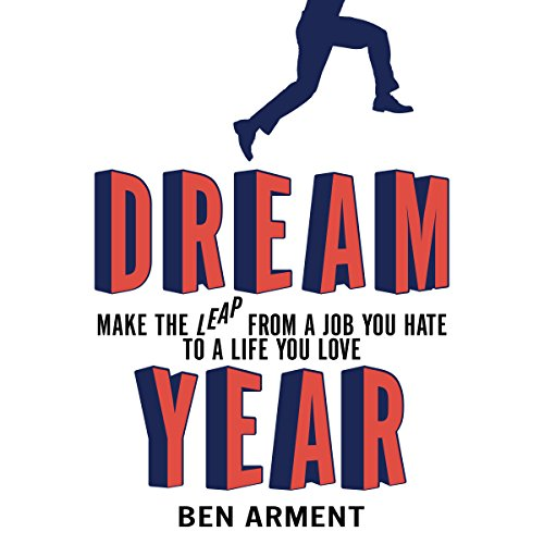 Dream Year audiobook cover art
