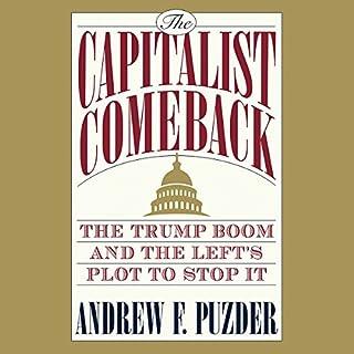 The Capitalist Comeback audiobook cover art