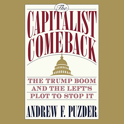 The Capitalist Comeback audiobook cover art