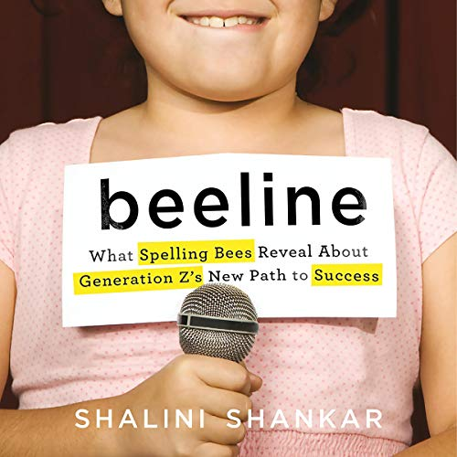 Beeline audiobook cover art