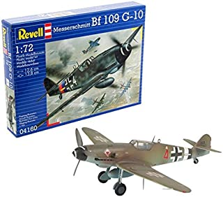 Revell of Germany 04160 Messerschmitt Bf109 G-10 Erla Model Kit