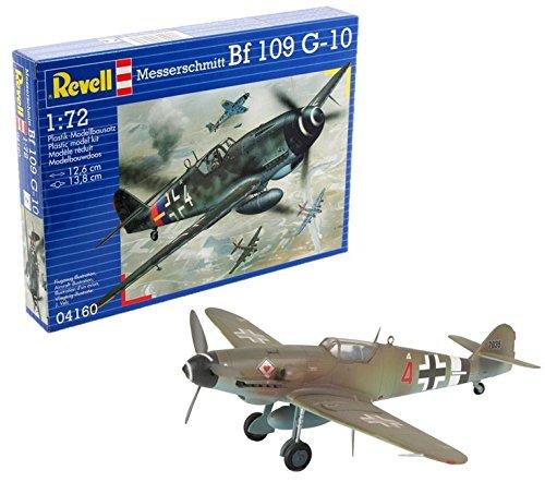 Revell- Maqueta Avión, 10+ Años, 12,6 cm de Largo (04160)