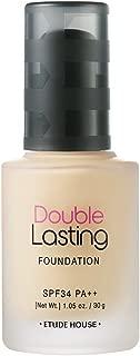 Etude House New Double Lasting Foundation (17'AD) (Neutral Vanilla)
