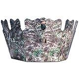 "GhostBlind Phantom, Camouflage, Laid Flat – 102"" w x 35"" h/Folded – 35″ x 16″ x 1.5″ (GBI-PH)"