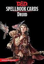 Dungeons & Dragons - Spellbook Cards: Druid (131 cards)