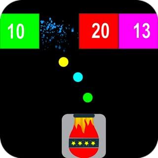 Fire up - Balls and bricks shooter game