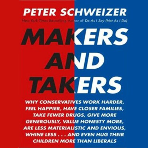 Makers and Takers cover art