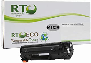 Renewable Toner Compatible MICR High Yield Toner Cartridge Replacement for HP 30X CF230X Laserjet Pro M203, M227