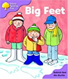 Oxford Reading Tree: Stage 1+: First Sentences: Big Feet