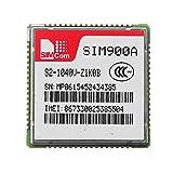 ZJF Componentes de la computadora Accesorios eléctrico Módulo Dual Banda gsm GPRS SMS Módulo de transmisión inalámbrica con Soporte de posicionamiento para RPI