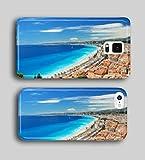 vieux Nice et la promenade des anglais Handy Cover Case Hülle iPhone6