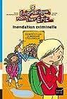 Enigmatique, mon cher Eric - Inondation criminelle dès 8 ans par Mathuisieulx