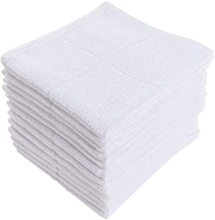 Glynniss Dishcloths Kitchen Highly Absorbent Dish Rags 100% Cotton Dish Cloths for Washing Dishes, Cleaning (11 x 11 Inche...