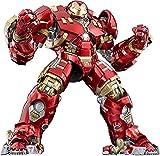Infinity Saga [インフィニティ・サーガ] DLX Iron Man Mark 44 Hulkbuster [DLX アイアンマン・マーク44 ハルクバスター] 1/12スケール ABS&PVC&亜鉛合金&その他の金属製 塗装済み可動フィギュア