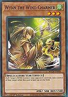 遊戯王 SDCH-EN004 風霊使いウィン Wynn the Wind Charmer (英語版 1st Edition ノーマル) Spirit Charmers Structure Deck