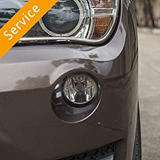 Automotive Fog Light Assembly Installation