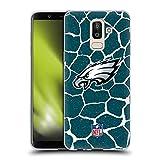Head Case Designs sous Licence Officielle NFL Empreinte d'animal Girafe Philadelphia Eagles Art...