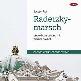 Radetzkymarsch audiobook cover art