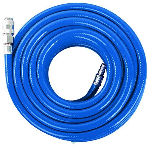 Scheppach 7906100711 Druckluftschlauch PVC 15mtr, blau