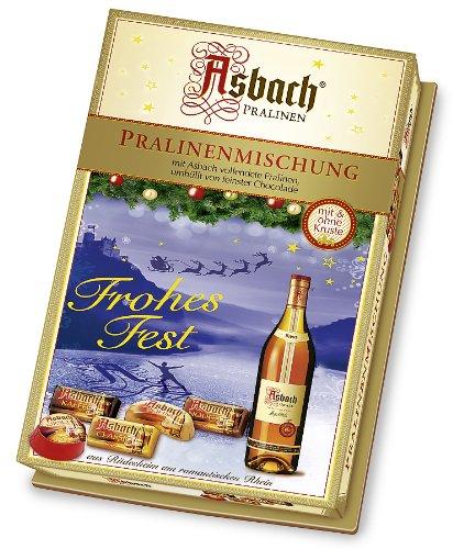 Asbach-Pralinen mischung mit Weihnachts-Aufleger, 1er Pack (1 x 250 g)