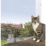 TRIXIE Red protección, 2 x 1.5 m, Transparente,...