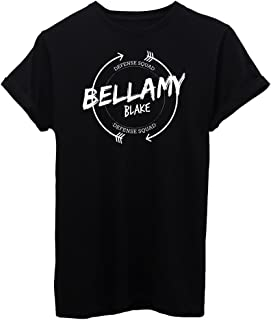 iMage T-Shirt Bellamy Blake The Hundred 100 - Serie TV - by