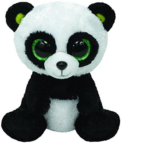 Ty 7136005 Plush - Beanie Boos - Peluche Panda Bamboo
