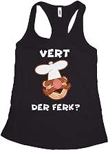 Vert Der Ferk Tank Women Swedish Chef Tank Top