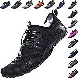 Yiyifash Water Shoes Men Women Beach Swim Shoes Quick Drying Pool Shoes Aqua