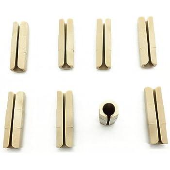 Noir AURIZE 2 Pi/èces//Tendeur Drap Sangle Drap Pince Drap,R/églable Drap de Lit Attaches,Pinces Serre Draps
