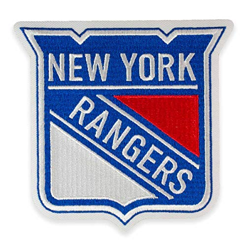 National Emblem New York Rangers 2019 Primary Logo Collectible Patch
