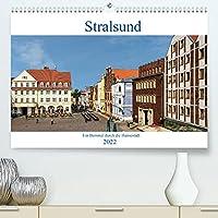 Ein Bummel durch die Hansestadt Stralsund (Premium, hochwertiger DIN A2 Wandkalender 2022, Kunstdruck in Hochglanz): Stralsund, die Hansestadt in Bildern erleben. (Monatskalender, 14 Seiten )