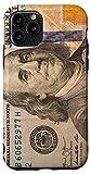 iPhone 11 Pro 100 US Dollar Bill Money Gift for Hustler Case