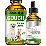 Dog Cough - Kennel Cough - Dog Allergy Relief - Supplements for Dogs & Cats Health - Allergy Relief Immune Supplement for Dogs - for Dry, Wet & Barkly Pet Cough