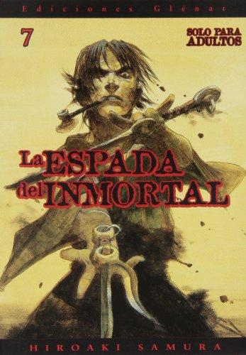 La espada del inmortal 7 (Seinen Manga)
