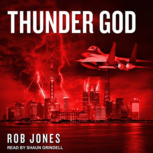 Thunder God audiobook cover art