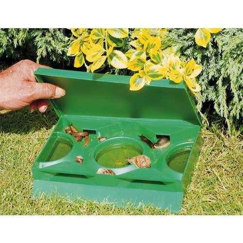 Garland Slug X Trap, Green, 25x20x10 cm
