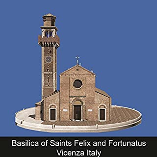 Basilica of Saints Felix and Fortunatus Vicenza Italy cover art