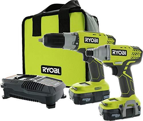 Ryobi Drill Review