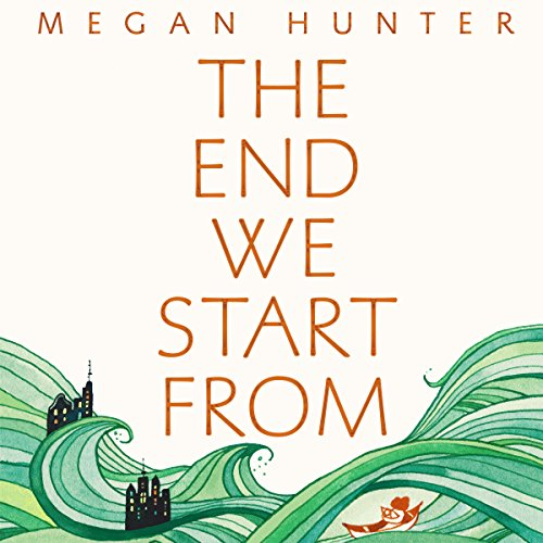 The End We Start From audiobook cover art