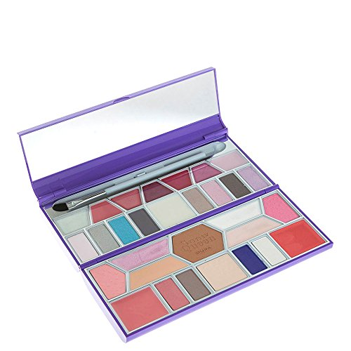 Pupa Crystal Palette Small Coffrets Cadeaux N° 12 Violet