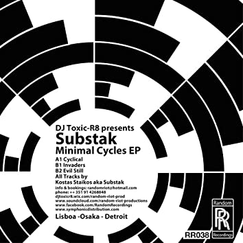 Minimal Cycles Ep