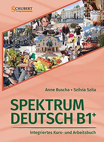 Spektrum Deutsch: Kurs- und Ubungsbuch B1+ mit CDs (2)