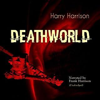 Deathworld cover art