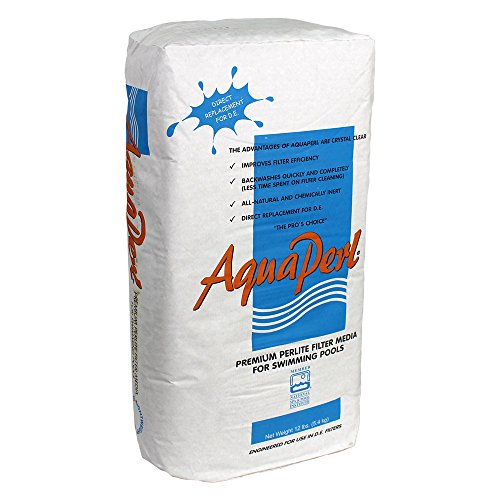 Perlite AquaPerl-12 4212 Filter Powder D.E. Alternative for...