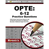 OPTE: 6-12 Practice Questions (Second Set): CEOE Practice Tests & Exam Review for the Certification Examinations for Oklahoma Educators / Oklahoma Professional Teaching Examination (English Edition)